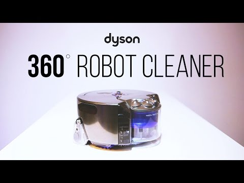 Dyson's 360 Eye Robot Vac - A Noob's Review