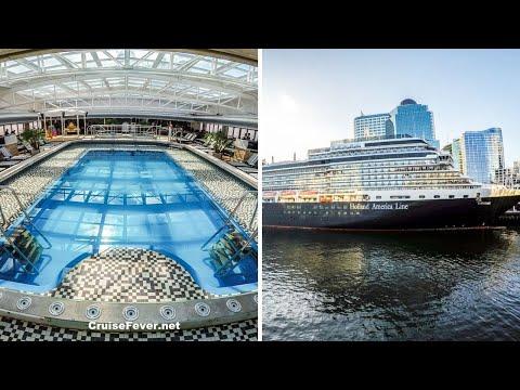 Holland America Line ms Eurodam Cruise Ship Tour by Cruise Fever
