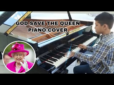 God save the Queen Piano cover