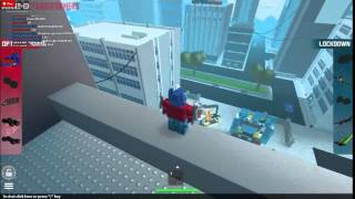 [ROBLOX] KRE-O Transformers Game