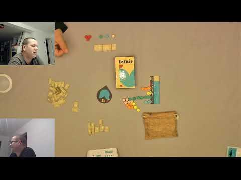 Live Lets Play Fafnir (Oink Games inc.) / Essen 2020