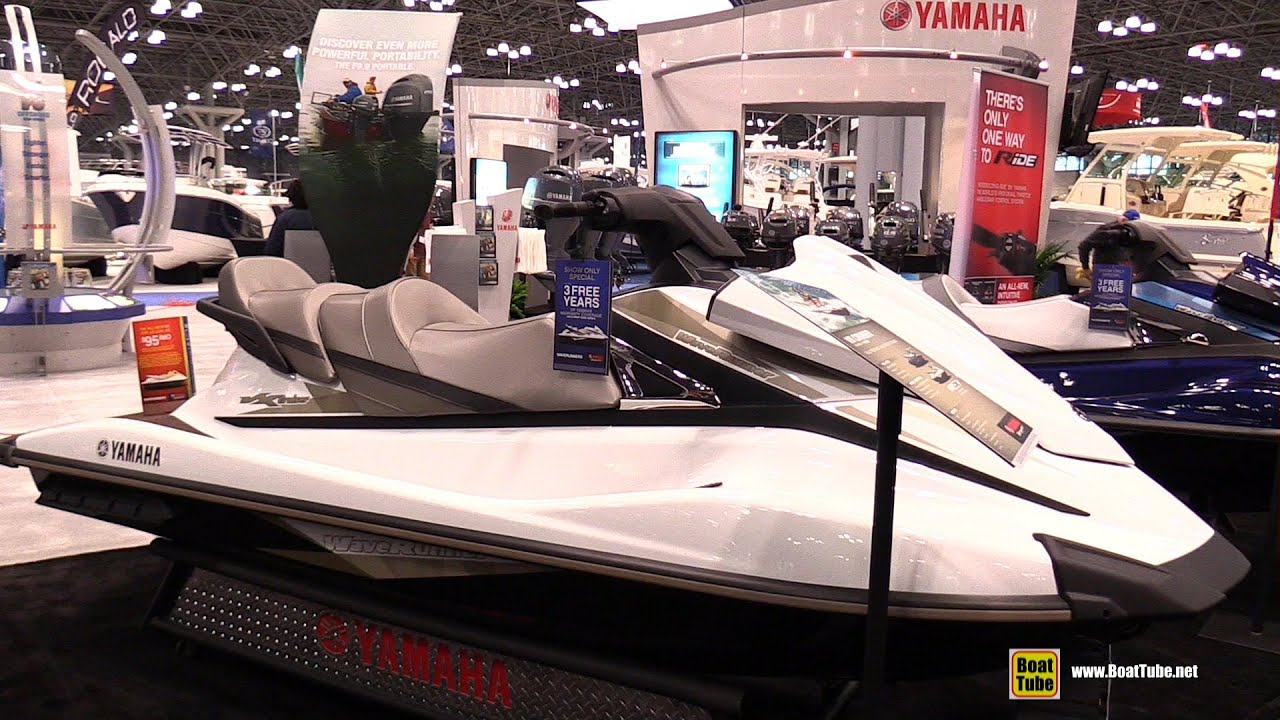 2015 Yamaha WaveRunner VX Cruiser Jet Ski Walkaround 2015 New