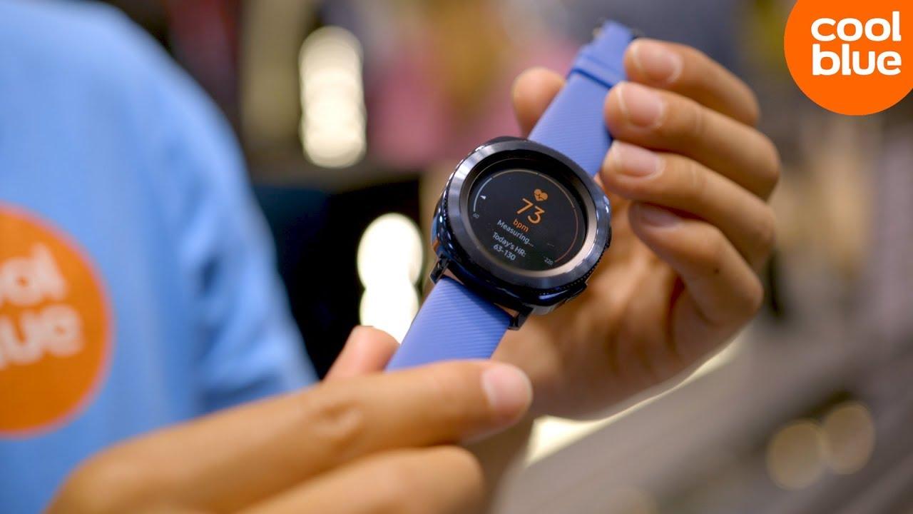 Samsung Gear S3 vs  Samsung Gear Sport - Coolblue - Before
