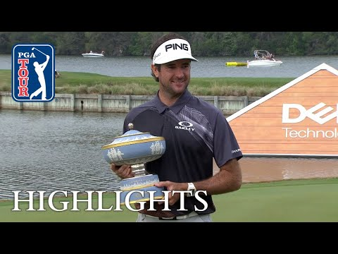 Highlights | Championship and Consolation | Dell Match Play