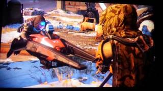 Destiny GameStop Pre-order Commercial Red Sparrow