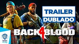 Back 4 Blood – Trailer de Personagens (Dublado PT-BR)