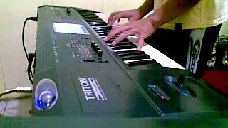 Give Thanks to Allah Piano Intro cover by. tac