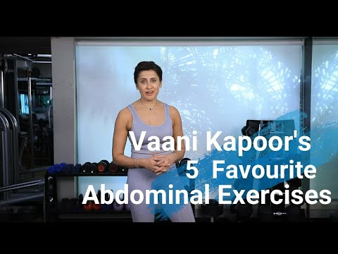 How To Get Abs Like Vaani Kapoor
