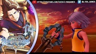 Kingdom Hearts Birth by Sleep [Terra] 14 - Fuerza para proteger las cosas que me importan