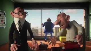 Mortadelo y Filemón contra Jimmy el Cachondo 3D - Segundo Tráiler Teaser  oficial HD