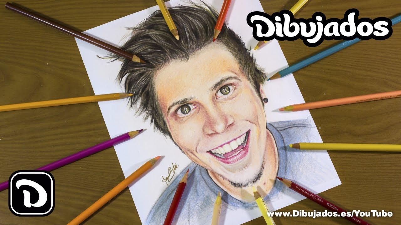 Fotos De El Rubius Imagenes De Elrubiusomg Gratis: Dibujando YouTubers