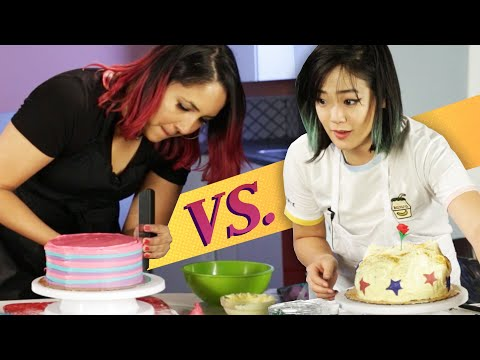 Cake Decorator Vs. Artist