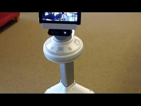 iRobot Ava CNET LaMonica.mpg