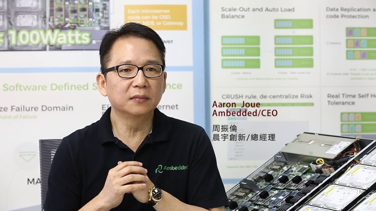 Ceph Storage Appliance, collaboration with Seagate HDD