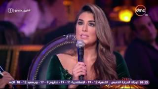 شيري ستوديو - شاهد النجمة / ياسمين صبري وهي تتحدث الأسبانية ومحمد فؤاد : إتعلمنا الإنجليزي بالعافية