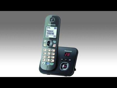 Радиотелефон Panasonic KX TG6821