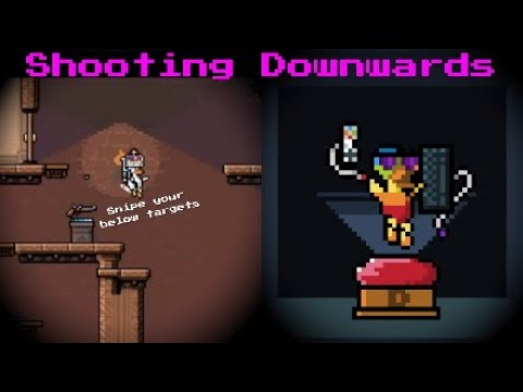 Downwards Shooting Tutorial. Duck Game Tutorial video ep.1 thumbnail