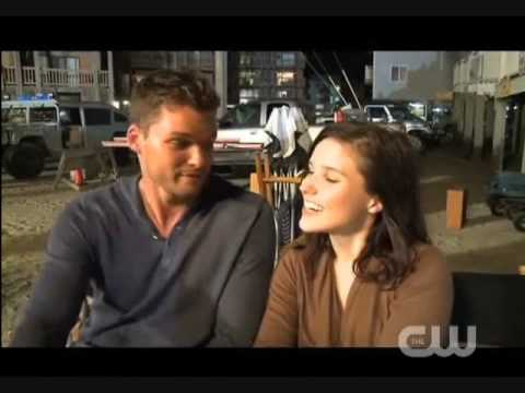 One Tree Hill - Season 7 - Behind The Scenes (Sophia Bush & Austin Nichols)