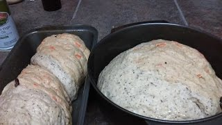 Bread, Raisin, Carrot, Buckwheat, Brown Sugar Chef John The Ghetto Gourmet Show