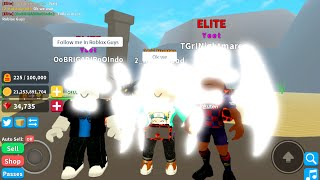 #ViewerTime met the best players in #ROBLOX Treasure Hunt Simulator - OP Godly players check em out!