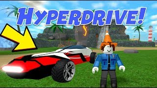 UNLOCK Mad City RANK 100 HYPERDRIVE! (Roblox Mad City, SEASON 3, LEVEL 100 Reward, Code)