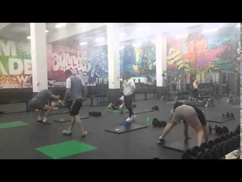 Perfect Pulse Pretoria Group Training 6