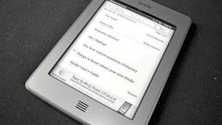 Amazon Kindle Touch: Unboxing and Review