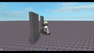 How To Make An Easy Keycard Door For Your Roblox Games