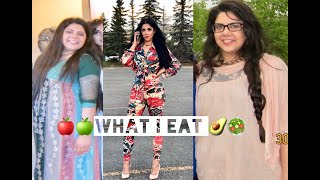 What I Eat in a Day to LOSE 70 POUNDS FAST! EASY FOR STUDENTS