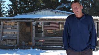 Napustio kuću, živi u kontejneru osam godina