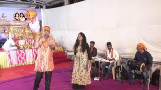 Vijay Wadhwa and Neha Udasi -Master Chander 's Tuhije Shaher Me and Other Songs At Hari Nam Mandir
