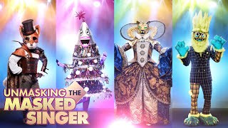 The Masked Singer Season 2 Semifinals (Reveals and Best Guesses!)