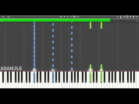 [MIDI] Noisestorm - Breakdown VIP