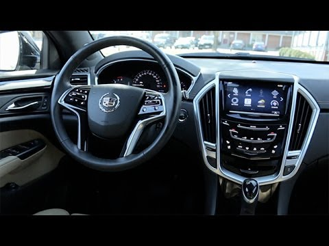 2014 Cadillac Srx Interior Review Youtube