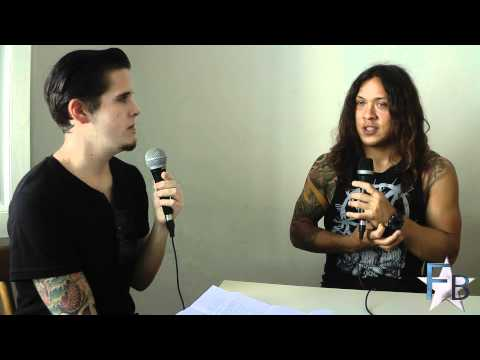 As I Lay Dying interview part 1 of 4 by freethinkers.at