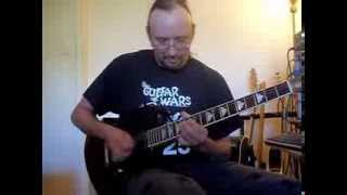 Mercyful Fate A Dangerous Meeting Guitar Cover