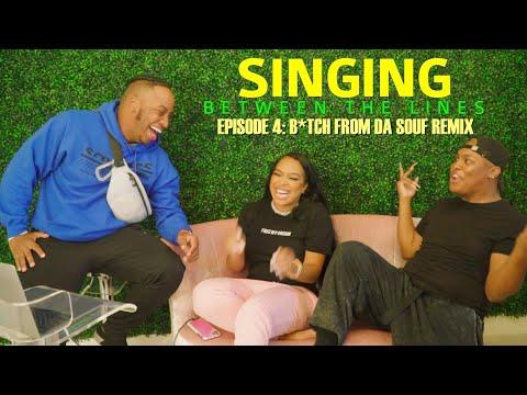 SINGING BETWEEN THE LINES: Episode 4 (Mulatto – B*tch From Da Souf REMIX ft. SAWEETIE & TRINA)