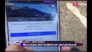 Polisi Selidiki Grup Facebook Gay Pelajar SMP & SMA di Garut  - iNews Sore 09/10