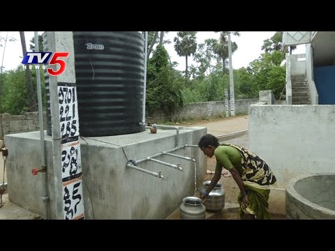 Thugs Mixed Poision In Water Tank | West Godavari | Telugu News | TV5 News