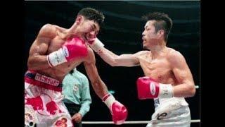 1997.11.22 世界バンタム級タイトルマッチ プロボクシング boxing シリモンコン・ナコントン・パ...