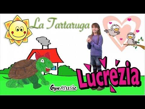 La bella Tartaruga - Lucrezia (Originale di Bruno Lauzi)