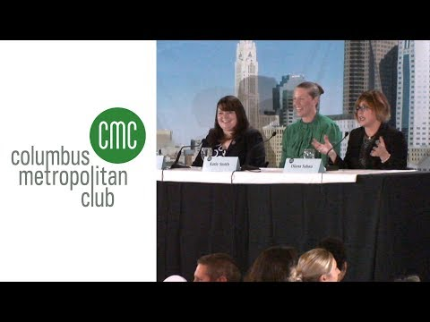 Columbus Metropolitan Club: Netting the Women's Final Four
