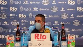 Video Diego Epifanio RP previa Leche Río Breogán Liberbank Oviedo 2021