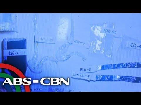 TV Patrol: Pamilya timbog sa 'pagtutulak' ng droga sa Bacoor