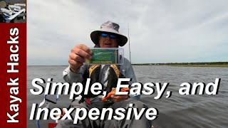 Kayak Fishing Accessories - Quick Connect for Fast Access