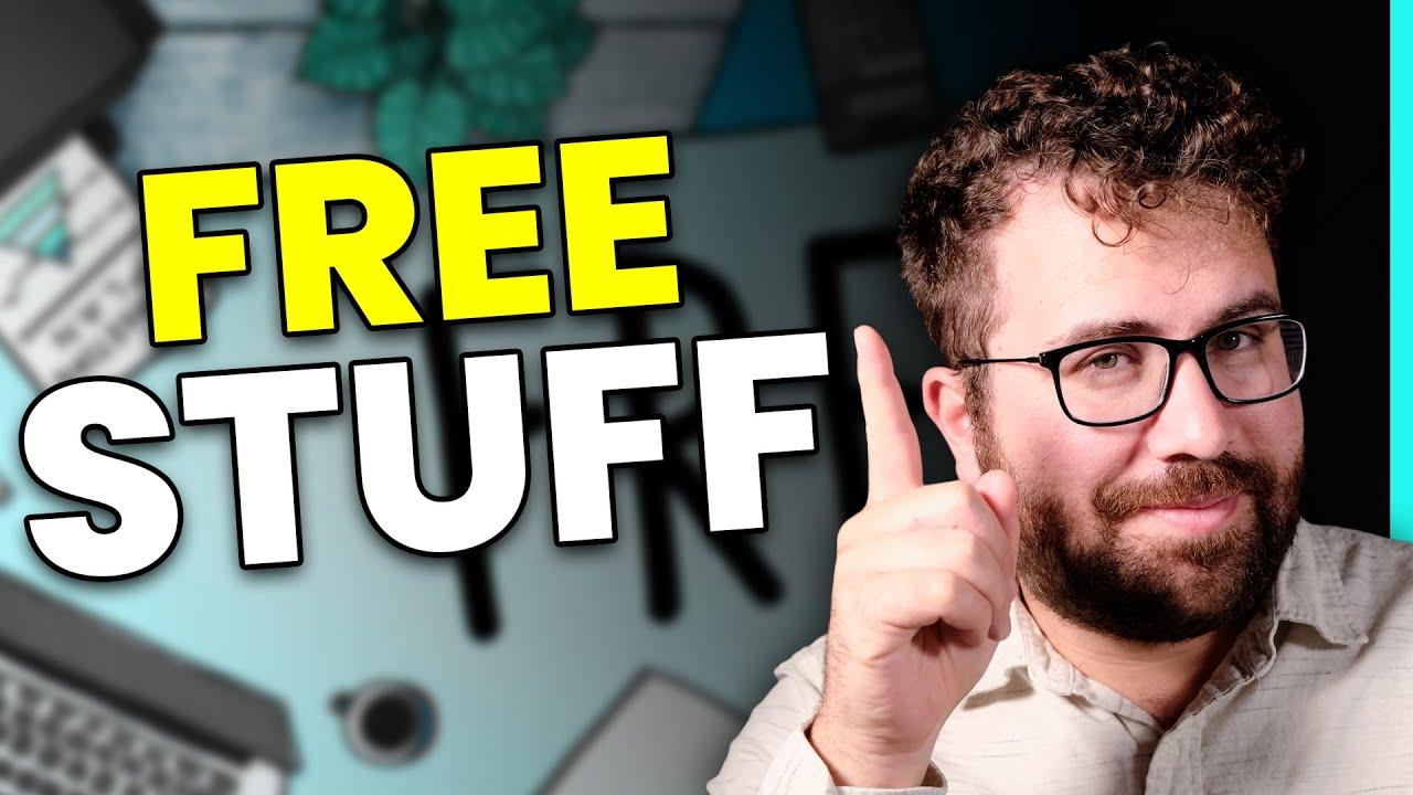 7 Ways To Get Free Stuff (Without Lame Surveys)