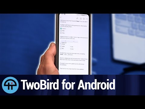 TwoBird for Android