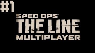 Spec Ops: The Line - Walkthrough - Multiplayer - Part 1 - Ballers Drink Perrier