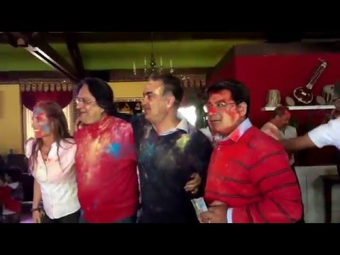 Holi Event in Netherlands organized by Invitation India Reasturant on 20-Mar-2016