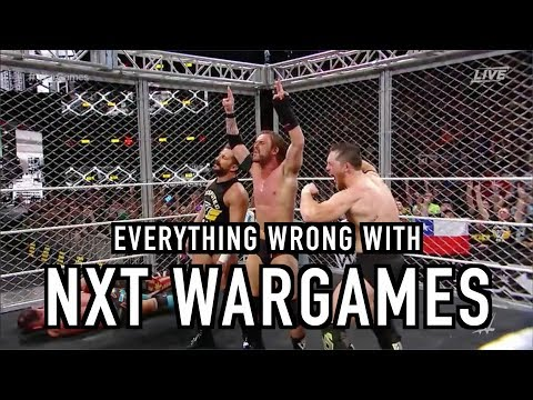 Episode #285: Everything Wrong With NXT TakeOver: WarGames